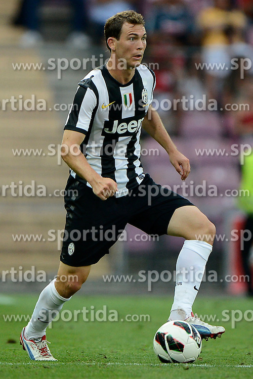 Football: Italy, Serie A, Juventus Turin.Stephan Lichsteiner.© pixathlon..ITALY OUT !