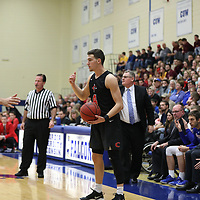 Men's Basketball: Concordia University (Wisconsin) Falcons vs.  Concordia Ann Arbor