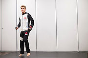 LAS VEGAS, NV - JULY 9:  Sage Northcutt warms up in the locker room before UFC 200 at T-Mobile Arena on July 9, 2016 in Las Vegas, Nevada. (Photo by Cooper Neill/Zuffa LLC/Zuffa LLC via Getty Images) *** Local Caption *** Sage Northcutt