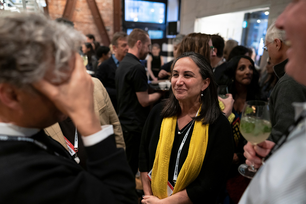 An Audacious Dinner at TED2019: Bigger Than Us. April 15 - 19, 2019, Vancouver, BC, Canada. Photo: Bret Hartman / TED