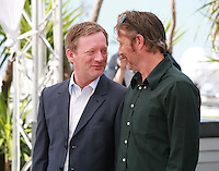 Douglas Henshall and Mads Mikkelsen at the photo call for the film The Salvation at the 67th Cannes Film Festival, Saturday 17th May 2014, Cannes, France.