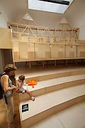 "12th Biennale of Architecture. Giardini. British pavillion. muf architecture/art LLp, ""Villa Frankenstein"", 2010."