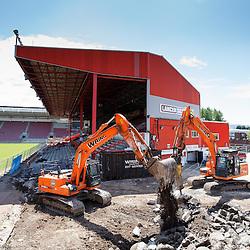 Williams Stand Demolition