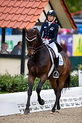 KLIMKE Ingrid (GER), Bluetooth OLD<br /> Hagen - Horses and Dreams 2019<br /> Qualifikation Louisdor-Preis-Finalqualifikation<br /> 26. April 2019<br /> © www.sportfotos-lafrentz.de/Stefan Lafrentz