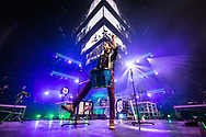 For King And Country perform on January 16, 2016 during Winter Jam at Amalie Arena in Tampa, Florida