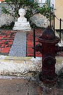 Marti in Candelaria, Artemisa, Cuba.