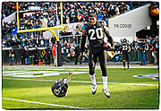JACKSONVILLE, FL - JANUARY 07:  during the AFC Wild Card Playoff game at EverBank Field on January 7, 2018 in Jacksonville, Florida. (Photo by Chris Condon)