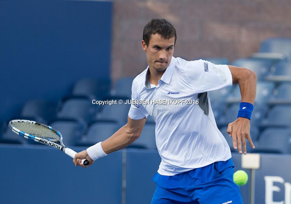 EVGENY DONSKOY (RUS)<br /> <br /> Tennis - US Open 2016 - Grand Slam ITF / ATP / WTA -  USTA Billie Jean King National Tennis Center - New York - New York - USA  - 30 August 2016.