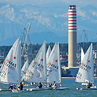 Italia Cup Laser 2010 Monfalcone