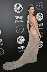 Amber Heard attends the Art Of Elysium's 11th Annual Celebration - Heaven on January 6, 2018 in Santa Monica, California. Photo by Lionel Hahn/ABACAPRESS.COM