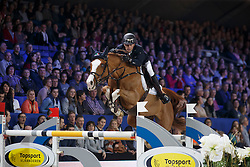 Guery Jerome, (BEL), Grand Cru vd Rozenberg <br /> Grand Prix Topsport Vlaanderen<br /> Vlaanderen Kerstjumping - Memorial Eric Wauters - <br /> Mechelen 2015<br /> © Hippo Foto - Dirk Caremans<br /> 29/12/15