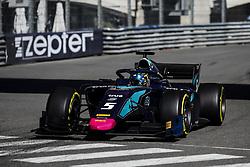 May 24, 2018 - Montecarlo, Monaco - 05 Alexander ALBON from Thailand of DAMS during the Monaco Formula 2 Grand Prix at Monaco on 24th of May, 2018 in Montecarlo, Monaco. (Credit Image: © Xavier Bonilla/NurPhoto via ZUMA Press)