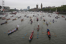 The Thames Diamond Jubilee Pageant 3-6-12