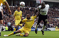 Photo: Paul Thomas.<br /> Derby County v Southampton. Coca Cola Championship. Play Off Semi Final, 2nd Leg. 15/05/2007.<br /> <br /> Darren Moore of Derby scores.