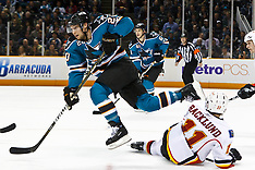 20110323 - Calgary Flames at San Jose Sharks (NHL Hockey)