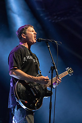June 30, 2018 - Milwaukee, Wisconsin, U.S - STEPHAN JENKINS of Third Eye Blind performs live at Henry Maier Festival Park during Summerfest in Milwaukee, Wisconsin (Credit Image: © Daniel DeSlover via ZUMA Wire)