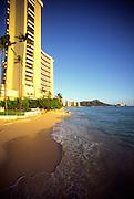 Sheraton Waikiki, Waikiki Beach, Waikiki, Oahu, Hawaii, USA<br />
