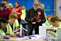 SCOTTISH PARLIAMENTARY ELECTION 2016 – Counting Agents and Election agents at Royal Highland Centre, Edinburgh<br />