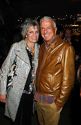 NICKY HASLAM and     at an exclusive evening featuring the greatest talents in fashion today in aid of the African children who have been affected bt the AIDS epidemic held at the Chelsea Gardener, Sydney Street, London on 20th September 2004<br /><br />NON EXCLUSIVE - WORLD RIGHTS