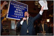 Tinley Park Election Night-Jacob Vandenburg victory speech after Mayoral victory