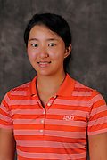 Julie Yang during portrait session prior to the second stage of LPGA Qualifying School at the Plantation Golf and Country Club on Oct. 6, 2013 in Vience, Florida. <br /> <br /> <br /> ©2013 Scott A. Miller