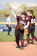 OC Softball vs NW OK State.April 18, 2008