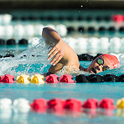 02 December 2016: The San Diego State Aztecs Swimming team hosted Pepperdine Friday afternoon at the SDSU Aquaplex. Event 3 200 Yard Freestyle www.sdsuaztecphotos.com
