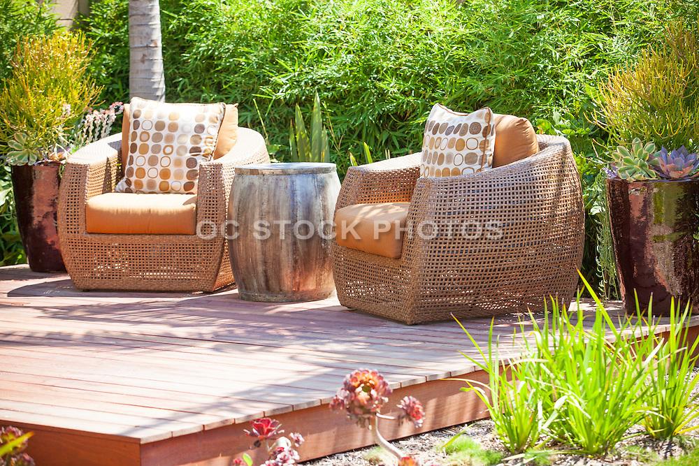Outdoor Backyard Patio Furniture