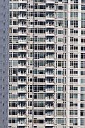 Apartment buidling, Manhattan, New York City, New York, USA