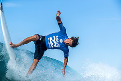 Evan Geiselman (USA) advances to Round 3 of the 2018 Ballito Pro pres by Billabong after winning Heat 15 of Round 2 at Ballito, South Africa.