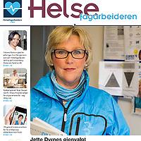Helsefagarbeideren nr 2, 2013
