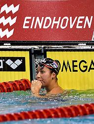 02-04-2015 NED: Swim Cup, Eindhoven<br /> Ranomi Kromowidjojo 50m vrij<br /> Photo by Ronald Hoogendoorn / Sportida