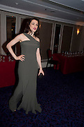 RACHEL WEISZ, The Laurence Olivier Awards,The Grosvenor House Hotel, Park Lane. London.   21 March  2010