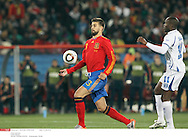 *** Local Caption *** pique (gerard)..suazo (david)