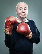 Tim Conway Boxing