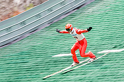 Andreas Wank from Germany during Ski Jumping Continental Cup Kranj 2018, on July 8, 2018 in Kranj, Slovenia. Photo by Urban Urbanc / Sportida