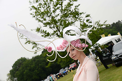 ANNEKA TANAKA-SVENSKA at Day 1 of the 2013 Royal Ascot Racing Festival at Ascot Racecourse, Ascot, Berkshire on 18th June 2013.