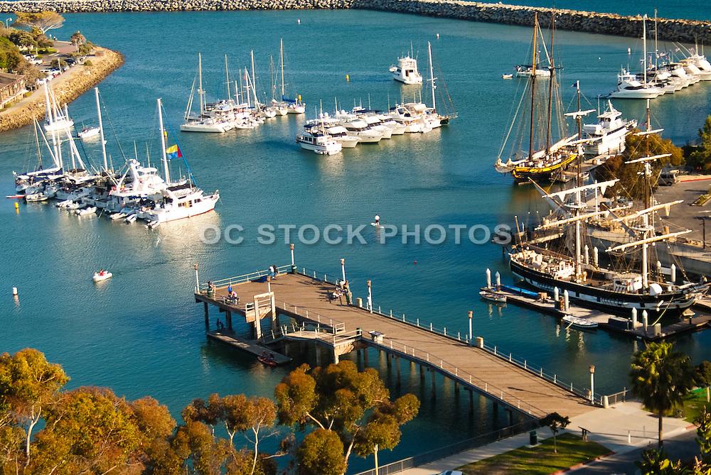 Dana Point Harbor Orange County California
