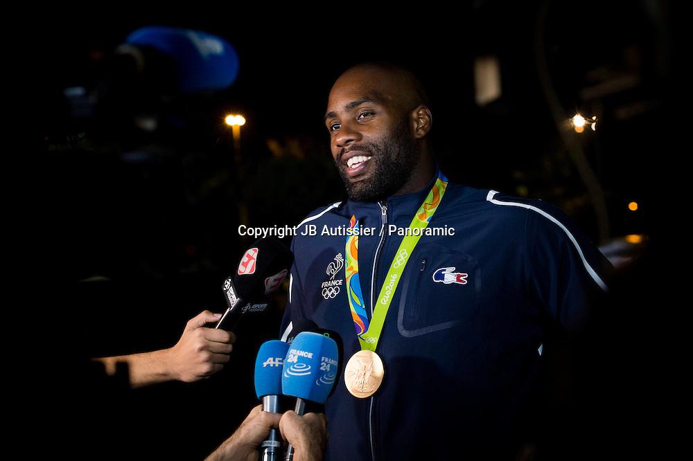 Teddy Riner - medaille d or +100kg
