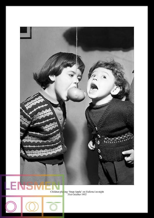 Lovely professional snap-shot from the Irish Photo Archive!<br />