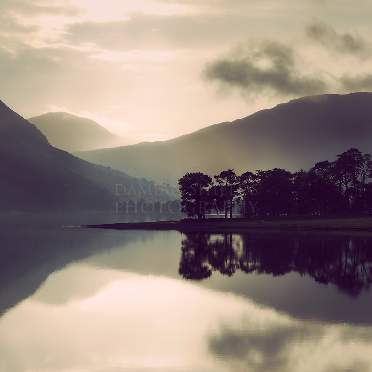 Buttermere, Lake district, Cumbria.<br />