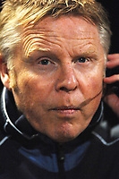 Photo: Paul Greenwood.<br />Bolton Wanderers v Arsenal. The FA Cup. 14/02/2007.  Bolton Assistant manager Sammy Lee recieves orders through his headset.