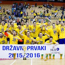 20160527: SLO, Handball - 1st NLB Leasing League 2015/16, RK Celje Pivovarna Lasko vs RK Gorenje