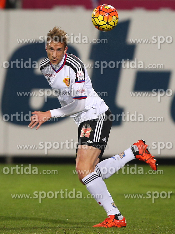 29.01.2016, Generali Arena, Wien, AUT, Testspiel, FK Austria Wien vs FC Basel, im Bild Marc Janko (FC Basel) // during a preperation Football Match between FK Austria Wien vs FC Basel at the Generali Arena in Vienna, Austria on 2016/01/29. EXPA Pictures © 2016, PhotoCredit: EXPA/ Thomas Haumer