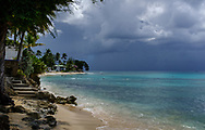 Beautiful tropical postcard scenes from Barbados