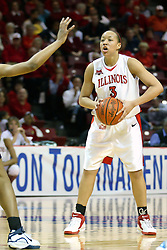 15 March 2007: Tamara Butler. The Owls of Rice university visited the Redbirds of Illinois State University at Redbird Arena in Normal Illinois for a round one WNIT game.