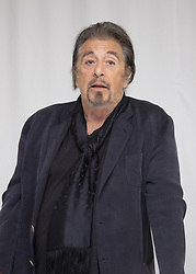 October 25, 2019, Hollywood, California, USA: AL PACINO promotes the movie 'The Irishman' in Hollywood. (Credit Image: © Armando Gallo/ZUMA Studio)