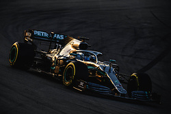February 28, 2019 - Barcelona, Catalonia, Spain - VALTTERI BOTTAS (FIN) from team Mercedes drives in his W10 during day seven of the Formula One winter testing at Circuit de Catalunya (Credit Image: © Matthias OesterleZUMA Wire)