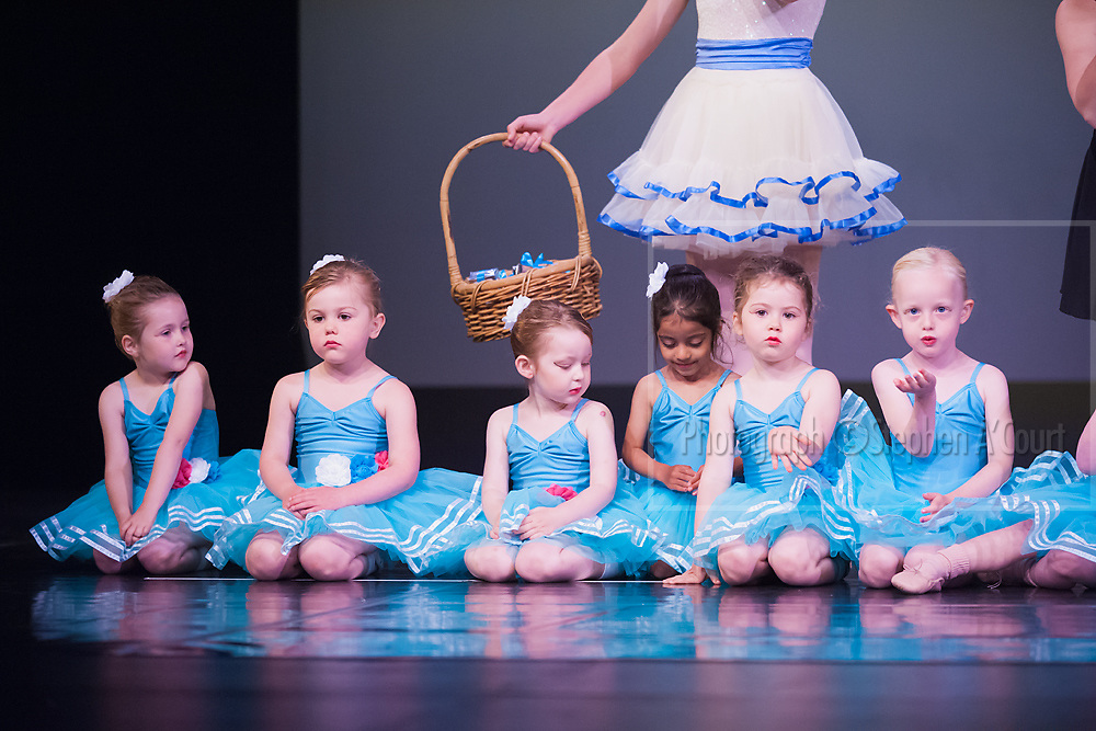 Wellington, NZ. 6.12.2015.  Bonbons, from the Wellington Dance & Performing Arts Academy end of year stage-show 2015. Little Show, Sunday 10.15am. Photo credit: Stephen A'Court.  COPYRIGHT ©Stephen A'Court