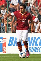 Marco Marquinho<br /> Riscone (Brunico) 17.7.2013 <br /> Football Calcio 2013/2014 Serie A<br /> Ritiro precampionato AS Roma <br /> As Roma vs Rappresentativa Locale<br /> Foto Gino Mancini / Insidefoto